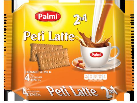 115 - Caramel & Milk Petit Beurre