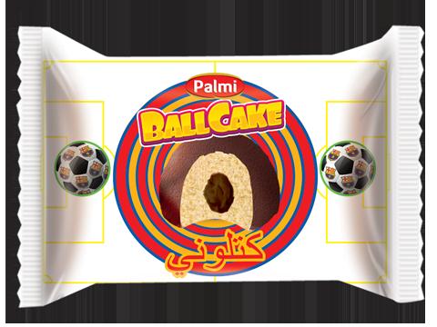 522 - Ball Cake