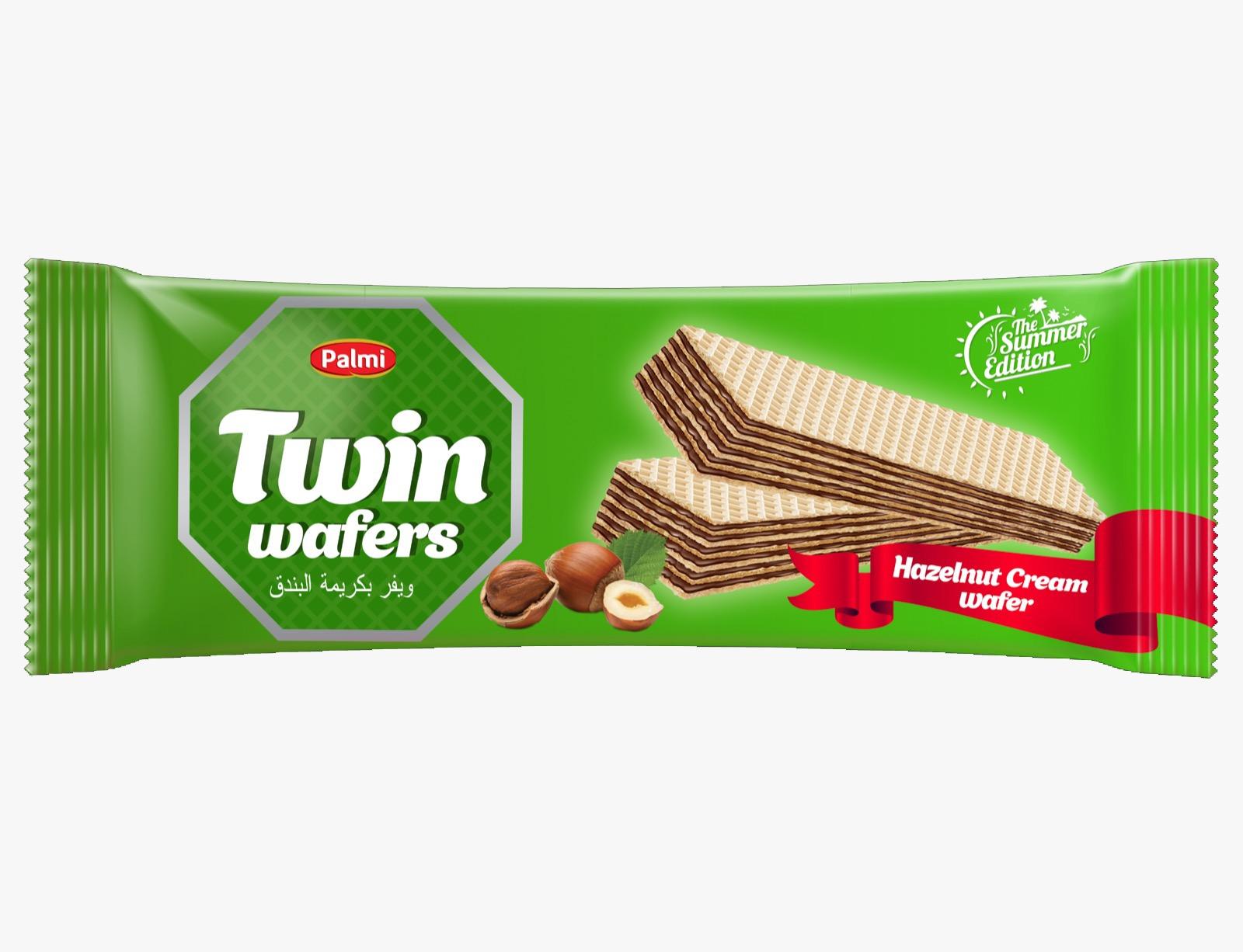 628 - Twin Wafers Antep Fıstık Kremalı