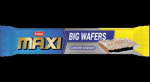 613 - MAXI Big Wafers
