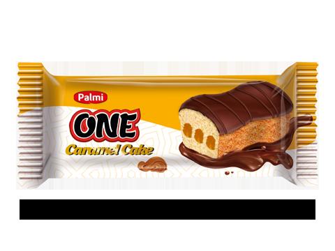 544 One Caramel Cake